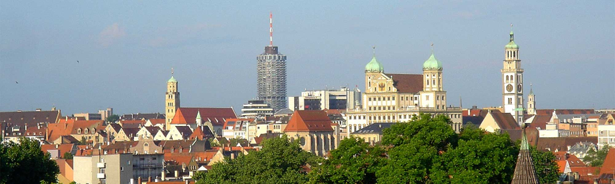 Sightrunning Augsburg